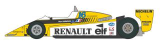 Italeri Renault RE 20 Turbo 1:12 4707