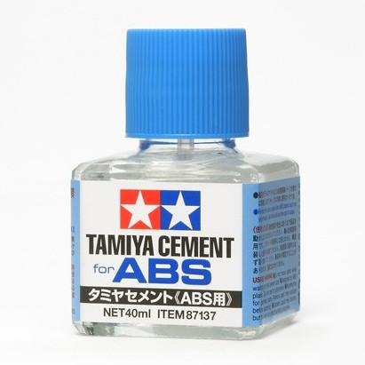 Tamiya lepidlo Cement (ABS) 40ml 87137