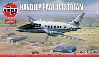 Airfix Handley Page Jetstream 1:72 A03012V