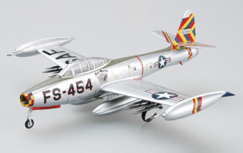 Easy Model F-84G Four Queens/OLIE 1953 1:72 36800