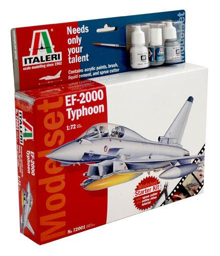Italeri EF-2000 Typhoon Model Set 1:72 72001