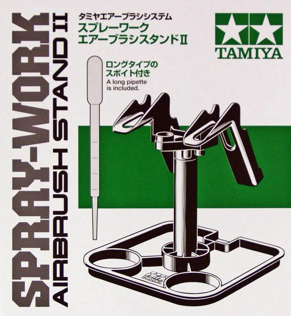 Tamiya spray-Work Airbrush Stand II 74539