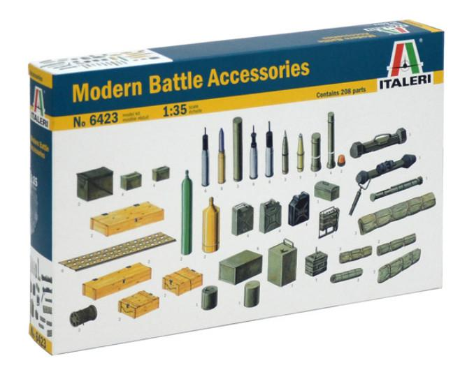 Italeri Modern Battle Accessories 1:35 6423