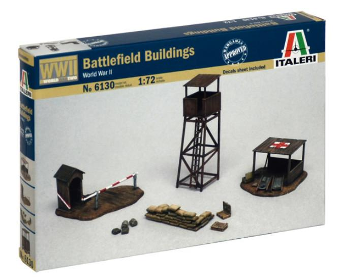 Italeri Battlefield Buildings 1:35 6130